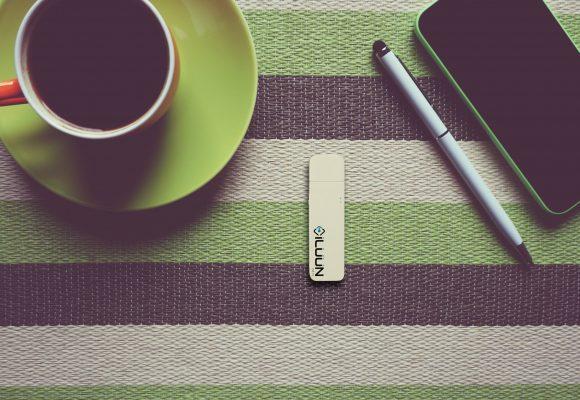 USB flash drive goes wireless