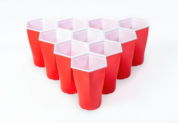 Beer pong like a pro