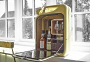 Danish Fuel Jerry Can Bar Cabinet