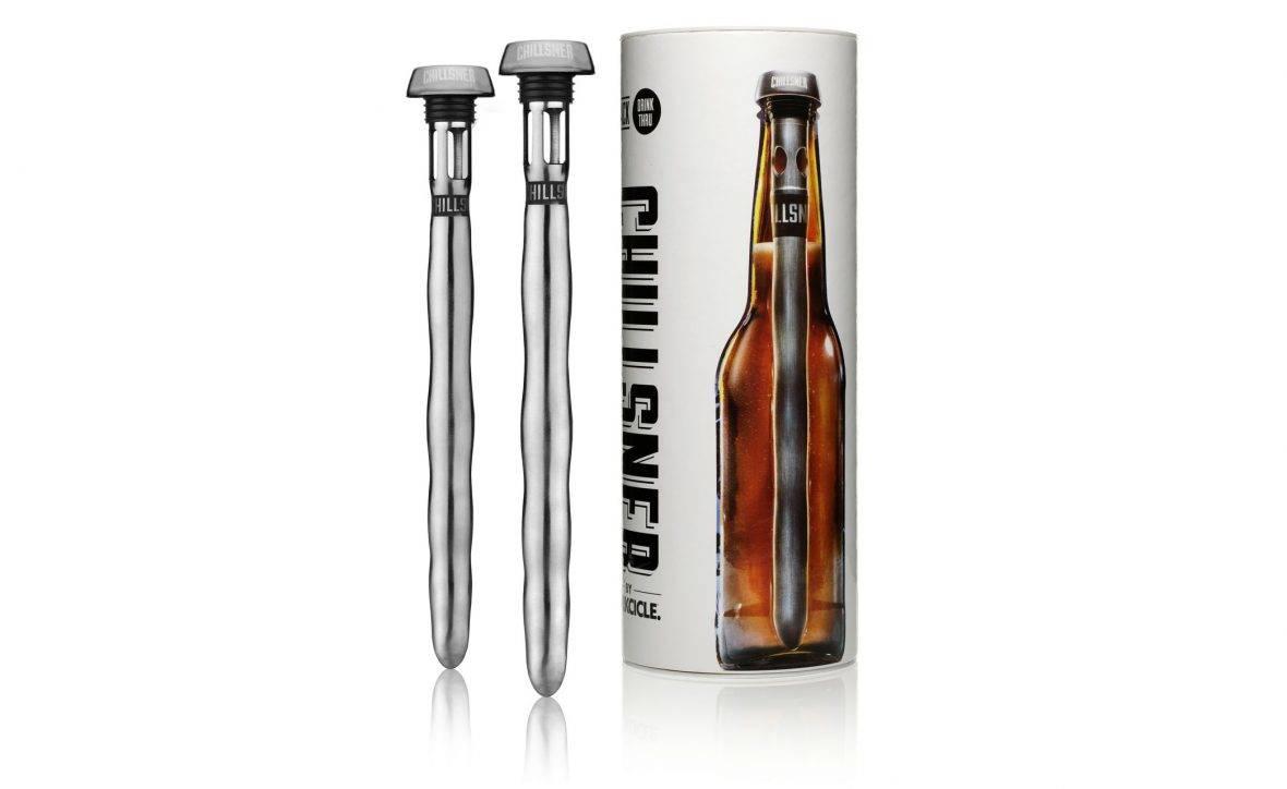 The Chillsner beer chiller