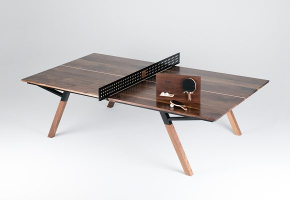 Ping pong with style