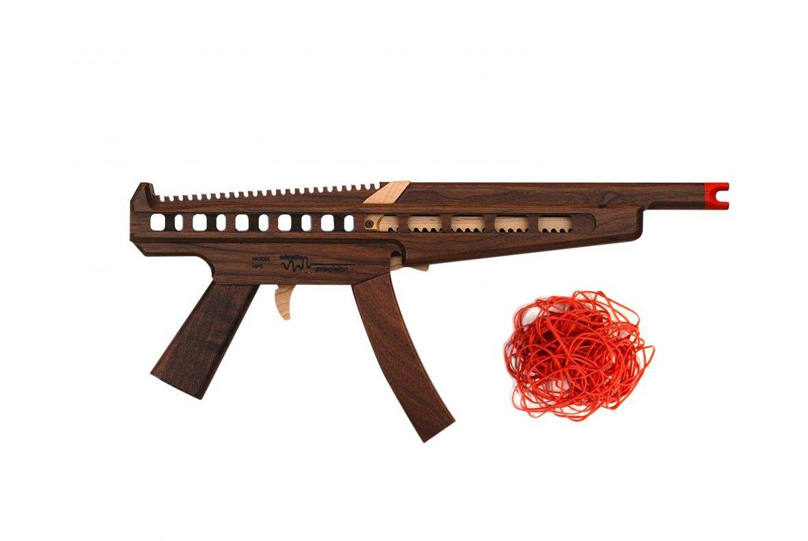 MP5 rubber band gun