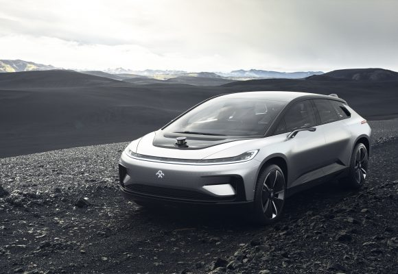 A futuristic and electric car faster than Ferrari, Lamborghini and Tesla