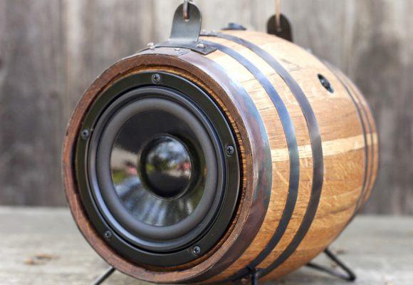 Boom, shake, shake, shake the barrel