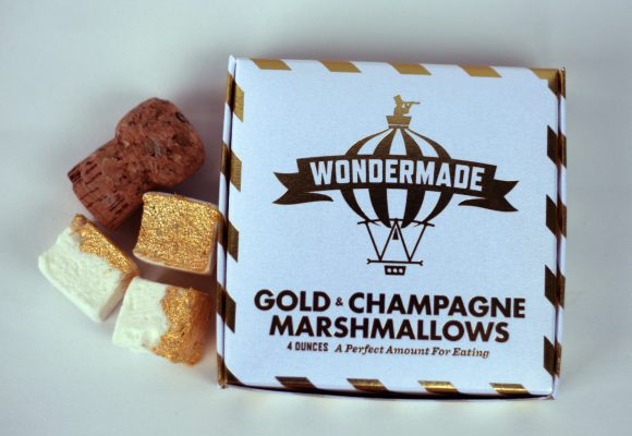Alcohol-infused marshmallows