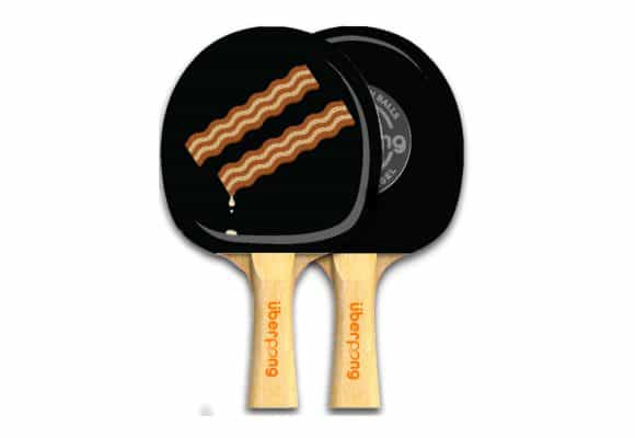 Be the Ping Pong Paddle Master