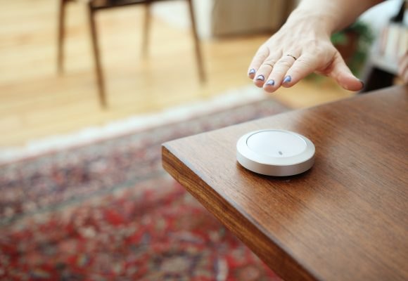 Touch, turn and make gestures to control your home