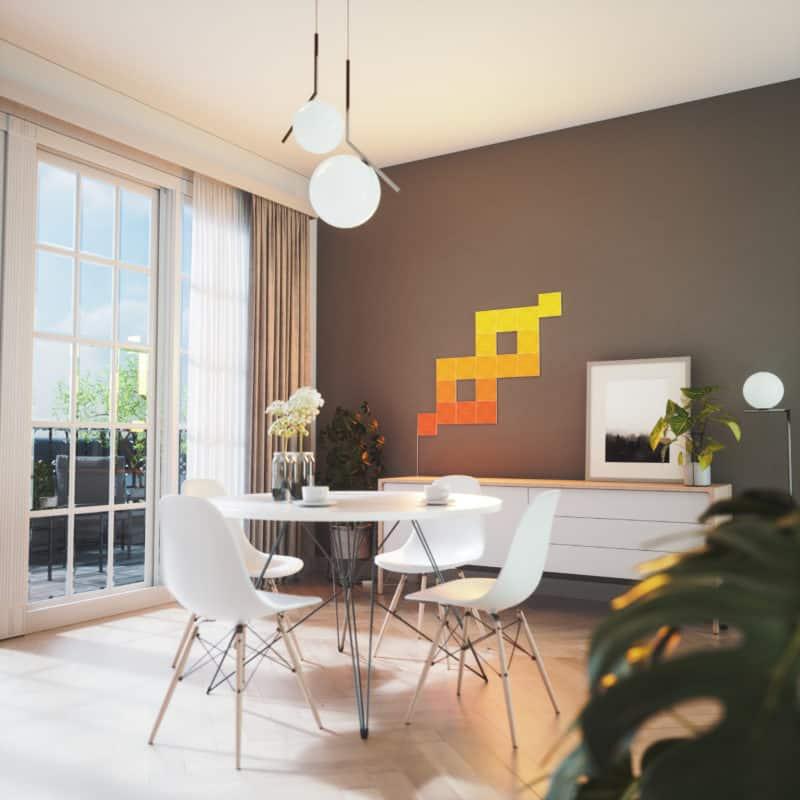 Nanoleaf Canvas smart light