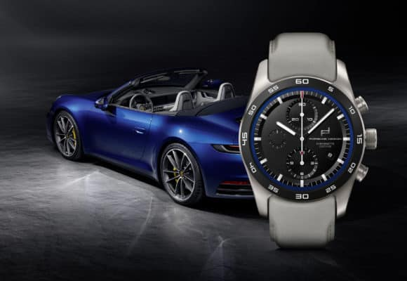 Get a Porsche watch that matches your car